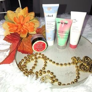 Other - BUNDLE OF SKIN, HAIR AND LIPS CARE